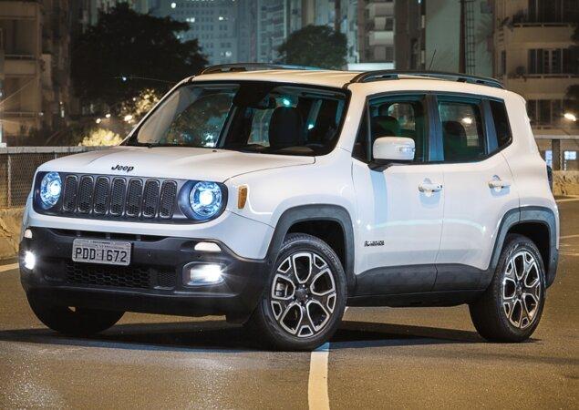 Antes E Depois O Que Mudou No Jeep Renegade 2019 Brasileiro