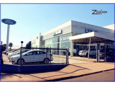 Ford Zevel Jau