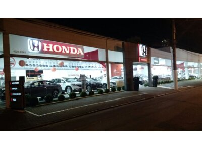 Honda Faberge Mogi