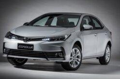Toyota oferece Corolla com mais de R$ 25 mil de desconto
