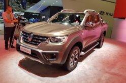 Salão de SP: Renault mostra picape Alaskan, Kwid aventureiro