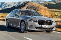 Reestilizado, BMW Série 7 2020 aposta no exagero