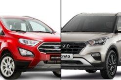 Em números: EcoSport Titanium ou Hyundai Creta Prestige?