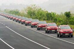 Dona da Chana faz maior caravana de carro autônomo do mundo