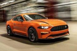 Ford lança Mustang de 334 cv, mas sem V8