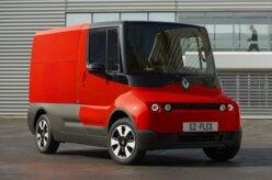 EZ-Flex é resposta da Renault para entregas urbanas