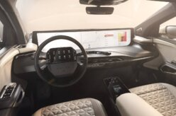 Chinesa Byton terá SUV elétrico com tela no volante