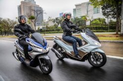 Honda PCX 150 2020 tem mais versões; preço chega a R$ 12 mil
