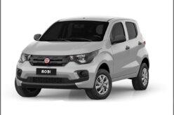 Fiat Mobi encarece: não é mais o carro mais barato do Brasil