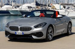 BMW Z4 é convocado para reparos na barra de direção