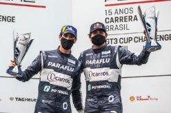 Porsche Endurance: Cacá Bueno e M. Franco conquistam pódio