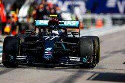 F1: Bottas lidera treinos livres com a Mercedes na Rússia