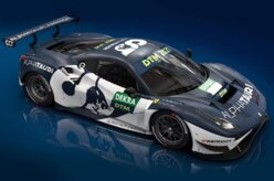 Demitido na F1, Albon disputará DTM com Ferrari 488 GT3 Evo