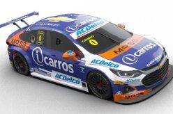 Cacá Bueno disputa sua 20ª temporada seguida na Stock Car