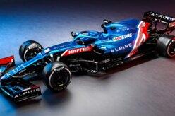 Antiga Renault, Alpine apresenta pintura de seu carro na F1