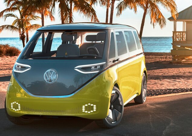 Volkswagen confirma produção da nova Kombi - Notícias iCarros