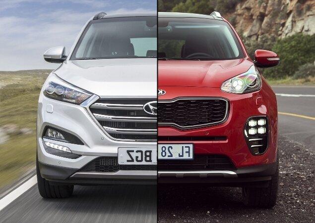 Em Numeros Hyundai New Tucson Gls Ou Kia Sportage Ex Noticias
