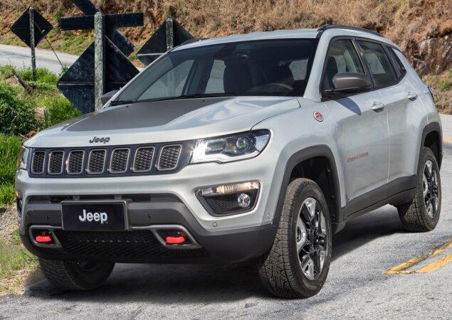 Jeep Compass 2018 Fica Mais Caro E Preco Vai A R 161 990 Noticias Icarros