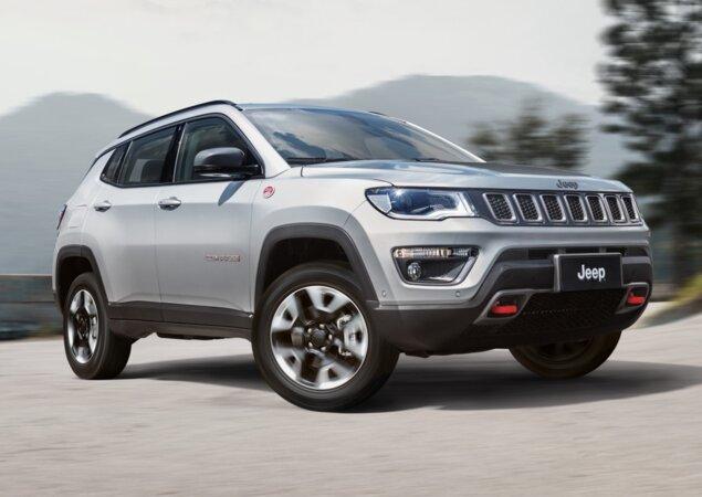 Com Todos Os Opcionais Jeep Compass Passa Dos R 200 Mil