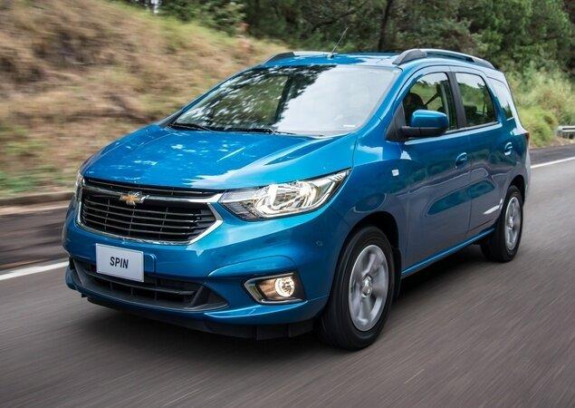 9f9f28bf506 Top 10  os carros de sete lugares mais baratos do Brasil - Notícias ...