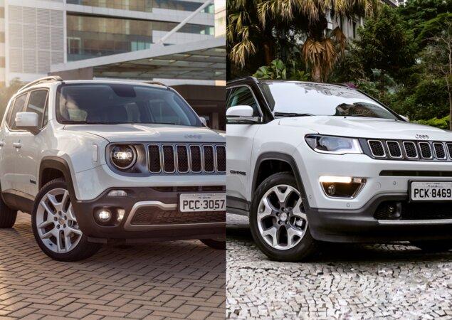 Jeep Aumenta Preco De Compass E Renegade Em 2019 Noticias Icarros