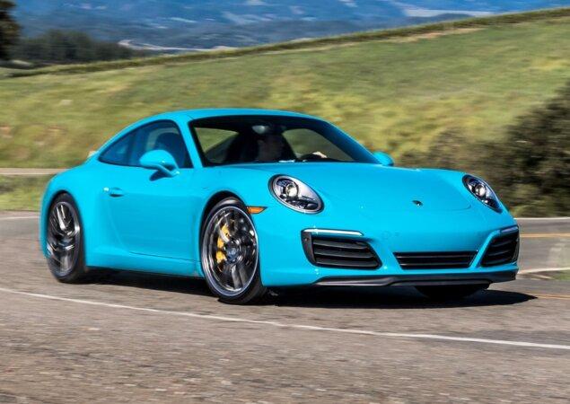 7c1eee2f46305 Porsche 911 vende mais que Ford Mustang e Chevrolet Camaro - Notícias  iCarros