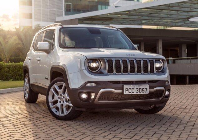 Jeep Foi A Que Mais Dependeu De Venda Direta Em Outubro Noticias