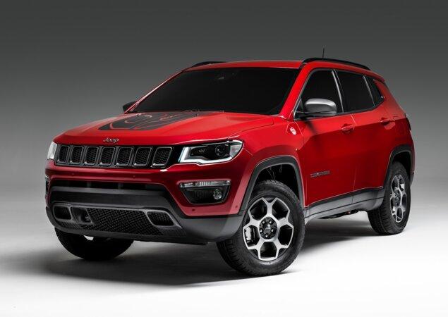 Jeep Renegade E Compass Hibridos Serao Chamados De 4xe Noticias
