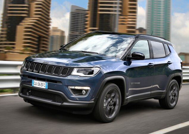 Jeep Compass Perde Transmissao Manual Fora Do Brasil Noticias Icarros