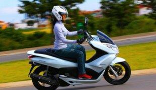 Depreciação da Honda PCX 150 é a menor do Brasil