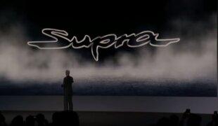 """Toyota diz mostrar novo Supra e """"trolla"""" apresentação em L.A"""