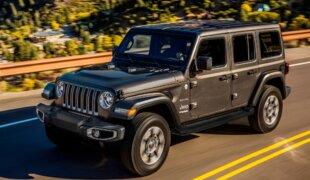 Nova geração do Jeep Wrangler tem preço acima dos R$ 250 mil