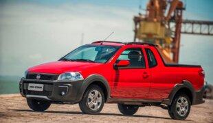 Fiat Strada vende mais que Saveiro e Montana somadas