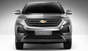 Chevrolet lança Captiva 2020 que chegará à América do Sul