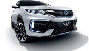 Honda HR-V ganha mais uma versão elétrica na China