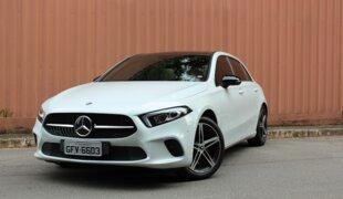 Mercedes-Benz Classe A: um gulty pleasure real | Avaliação