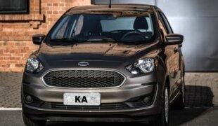 Ford Ka vende mais que VW Gol e Chevrolet Onix na Argentina