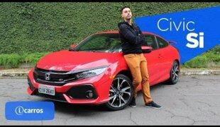 O melhor Civic de todos os tempos: Civic Si Coupe | Vídeo