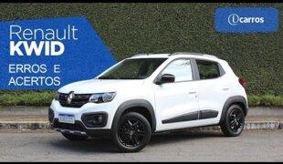 Kwid Outsider: erros e acertos do SUV dos compactos| Vídeo