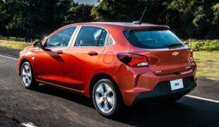 Chevrolet Onix hatch 2020: preços e versões