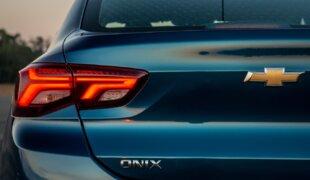 Onix Plus foi o 8º sedã pequeno mais vendido de 2020