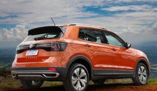 VW T-Cross dispara em junho mesmo com o lançamento do Nivus