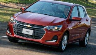 Chevrolet Onix fecha semestre vendendo dobro da concorrência