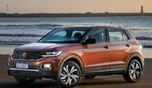 Os cinco SUVs compactos mais econômicos na estrada