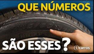 Como ler o pneu do carro?