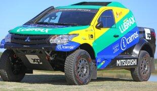 L200 Triton Sport alia performance e resistência no Sertões