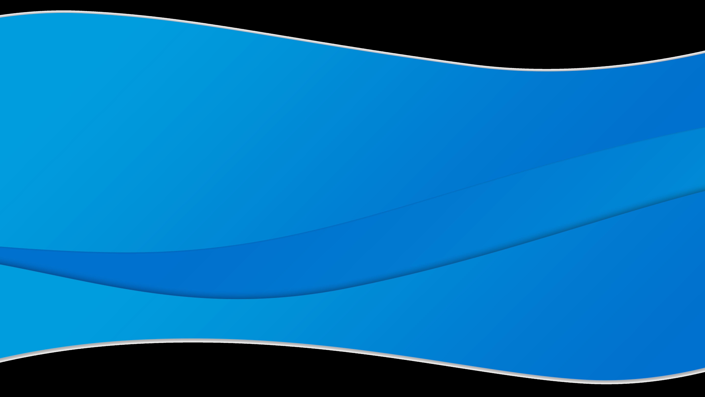 imagem de fundo em formato de ondas azuis